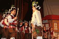 Детски коледарски празник в Ямбол