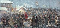 На 7 януари се навършват 141 години от битката за Троянския проход