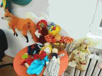 Регионалната библиотека в Сливен обяви национален конкурс за театрални кукли