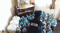 Митничари откриха над 2000 литра нелегално гориво