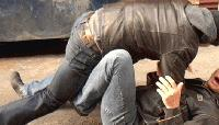 Двама са задържани в РУ-Нова Загора за неправомерно влизане в частен имот и побой