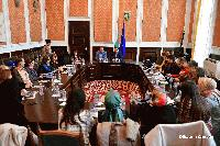 Кметът на Сливен се срещна с представители на програма ЕРАЗЪМ +