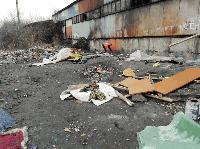 В Бургас: Пак премахнаха незаконен бивак на роми от Сливен и Ямбол