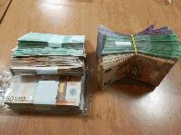 """Митничари откриха 65 000 евро в турски автобус на """"Капитан Андреево"""""""