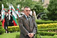 Стефан Радев - кмет на Сливен: Историята ни задължава да отстояваме националния идеал за сила и обединение тук и сега