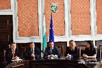 Община Сливен подкрепя съвместна инициатива на Строителната гимназия
