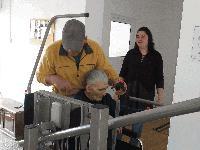 """Подобриха достъпността в """"Защитено жилище за лица с физически увреждания"""" в Болярово"""