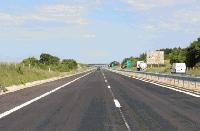 """Ограничения за движението на магистрала """"Тракия"""""""
