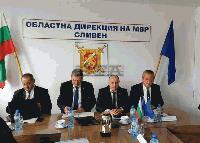 ОДМВР-Сливен е на пето място по разкриваемост на престъпленията в страната