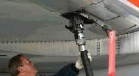 Правят склад на НАТО за самолетно гориво край Сливен