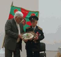 Тържествен повод за Регионалния съюз на офицерите и сержантите от запаса резерва - Ямбол