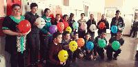 """Ден на щастието в Основно училище """"Св. Паисий Хилендарски"""", село Роза"""