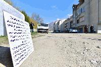Започна изграждане на нова улица в Сливен