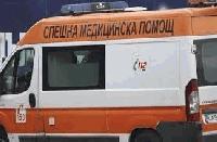 Пиян шофьор на линейка  катастрофира, арестуваха го