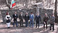 Горски служители възстановиха чешма в историческата местност Кушбунар в Сливенския балкан