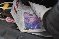 Сливен: Задържаха мъж и жена с фалшива валута