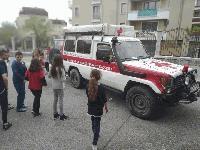 Доброволците от Детско полицейско управление се обучаваха в планинско спасяване