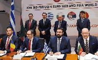 България с важна крачка към Европейско или Световно по футбол