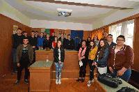 Ден на отворените врати на Военен съд - Сливен