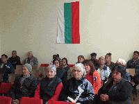 Среща с жителите на село Попово