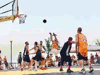Започва първият по рода си турнир 3х3 баскетбол в Сливен