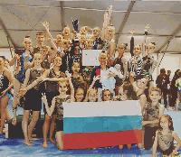 """40 медала и отборно 1 място за сливенския СКА """"Стефан Данчев"""" от Италия"""