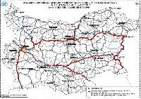 Ограничават движението на камионите по магистралите