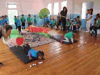 Малки спортисти отбелязаха Деня на спорта в детска градина в Болярово