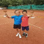"""Калоян Шиков пак първи в """"Kinder+ Sport"""""""