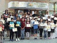 """Ученици от Сливенска област получиха отличия """"Златно сърце"""""""
