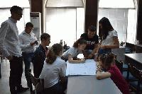 Зам.-министър се срещна с младежи в Сливен