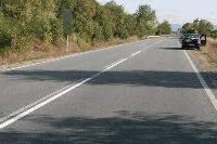 Само 1 оферта за маркировката на пътищата в Югоизтока