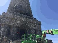 Започна ремонт на паметника на Шипка
