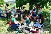 """В Сливен започна младежкият лагер """"Здравей, здраве!"""""""