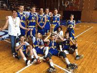 Отборът от Ямбол е победител в 35-те Ученически игри по баскетбол за юноши в Търговище