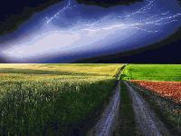 Новата седмица започва с летни бури и дъждове