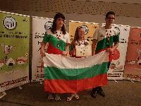 Четири медала спечелиха млади ямболски математици в Япония