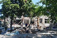 """Кметът на Сливен инспектира строителните дейности на детска градина """"Мак"""""""