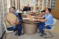 Проведе се поредно заседание на Общинската епизоотична комисия