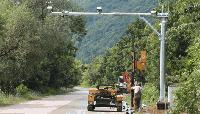 Изграждат стационарна електронна система на пътя Ямбол-Сливен