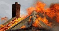Късо съединение остави 60-годишен без покрив
