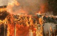 2 къщи горяха в сливенско в неделя