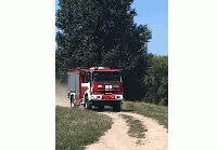 Кметът на Сливен наблюдава практическо занятие по овладяване на пожар