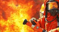 Пожарникари спасиха 3 тона пелети в цех в Блатец