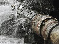 Пак авария на тласкателя, който захранва Ямбол с вода