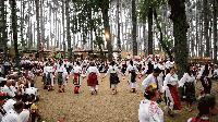 За дванадесети път Жеравна е домакин на Международния фестивал на фолклорната носия