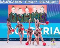 Гордост: Златните ни момичета обраха медалите в Минск