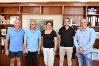Обсъдиха партньорските отношения между Сливен и Светлогорск
