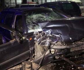 По-малко катастрофи и загинали по пътищата в първото тримесечие на тази година в сравнение с миналата