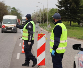 На 1 май контролът на КПП в Сливен остава завишен